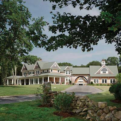Country Equestrian Estate