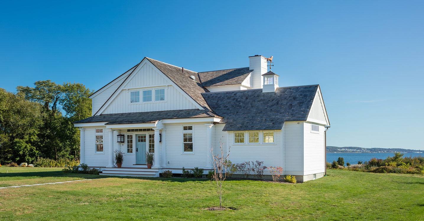 Rfd Architects New England Cottage