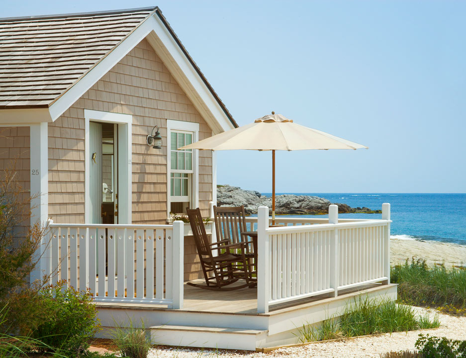 Dimauro Architects Castle Hill Beach Cottages